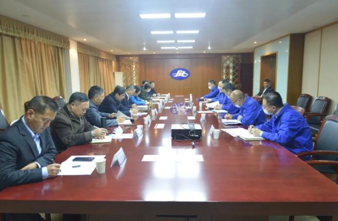 武汉市人大常委会领导到中国船舶所属中船应急调研