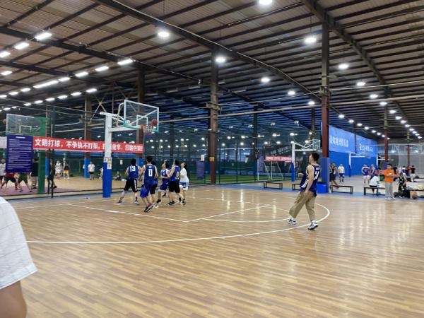 庆祝特讯&ASINKING 领星篮球友谊赛圆满结束
