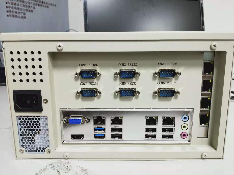控汇工控机在物流自动分拣系统的应用