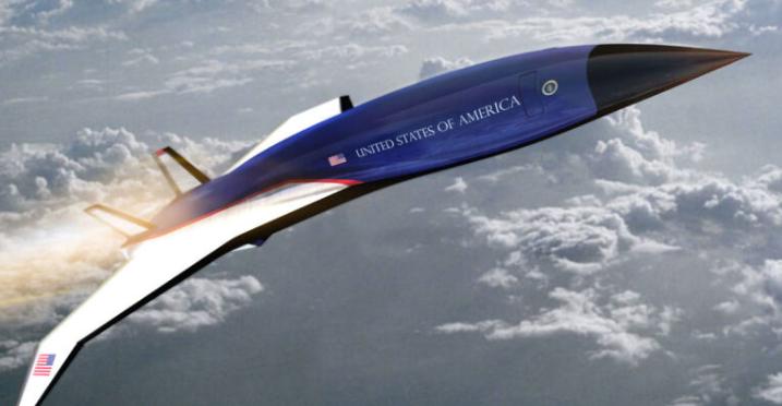 揭秘——空军一号防核爆的秘密