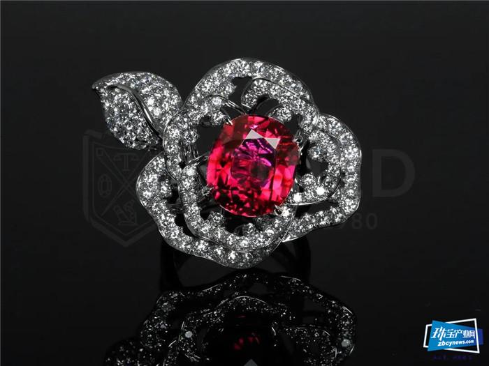 红宝碧玺——卢比莱