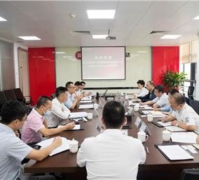湖北省地方金融監管局副局長陳寬宏帶隊蒞臨中盈盛達調研考察