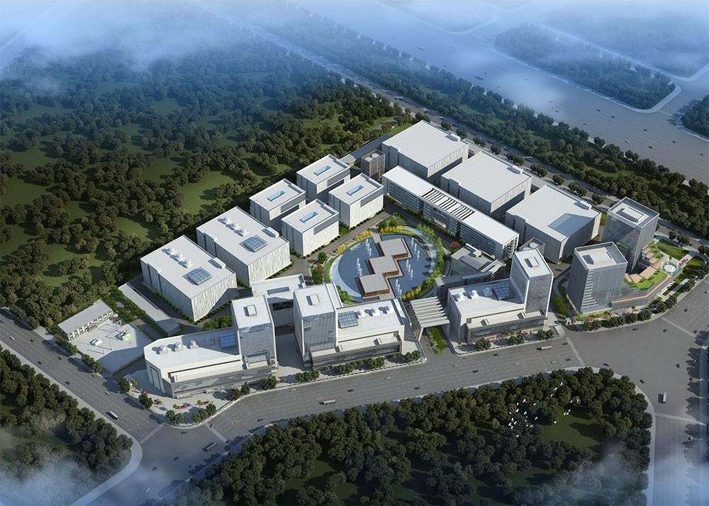 中金武汉数谷大数据中心2