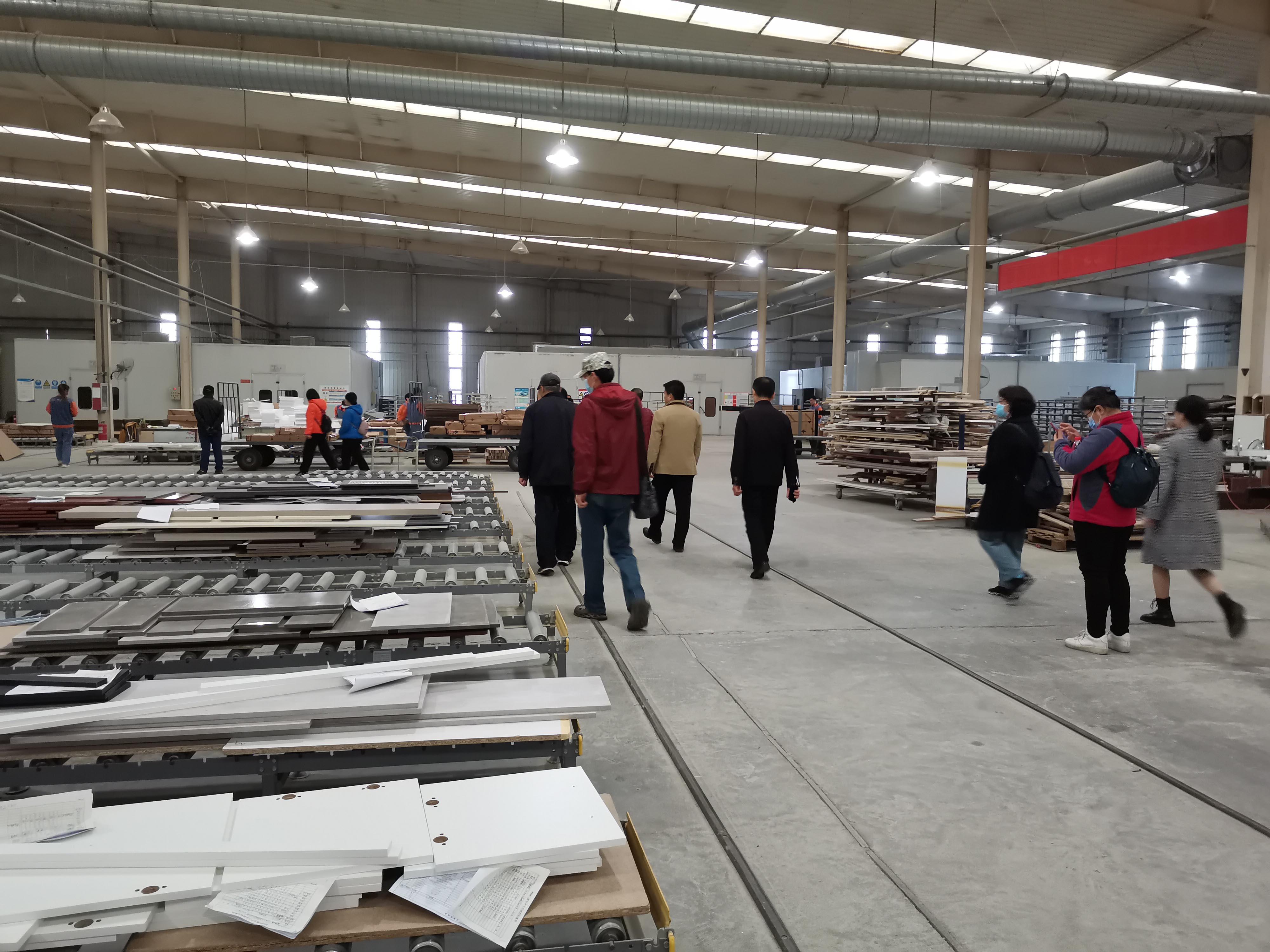 11月北京和平村业主团队相约康洁!