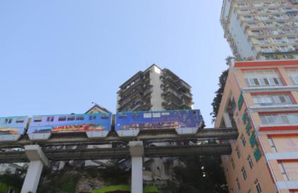 重庆地铁车身广告 三大优势快速引流