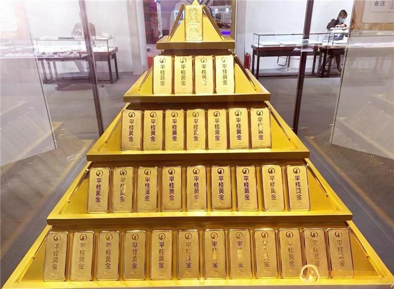 拓展国际市场,广西黄金珠宝产业园首次亮相东博会
