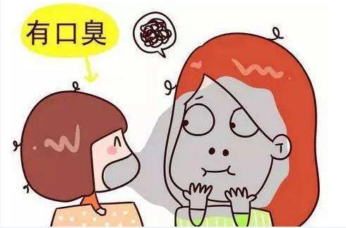 北京国医堂:宝宝有口气是哪里出了问题?