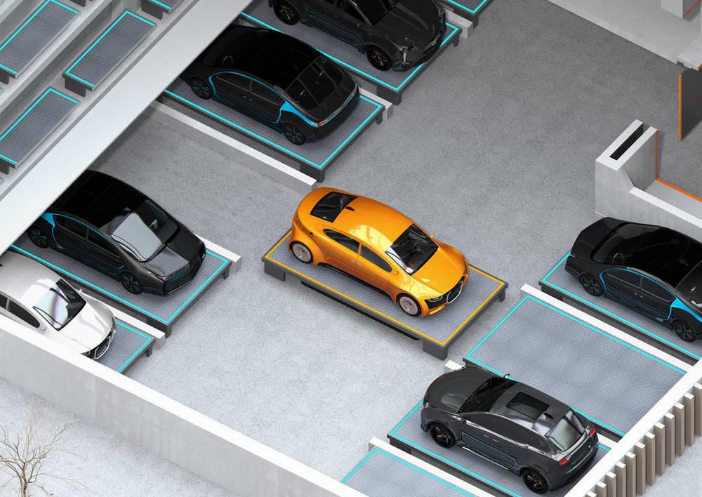 智能停车系统中不可缺少的伺服电机