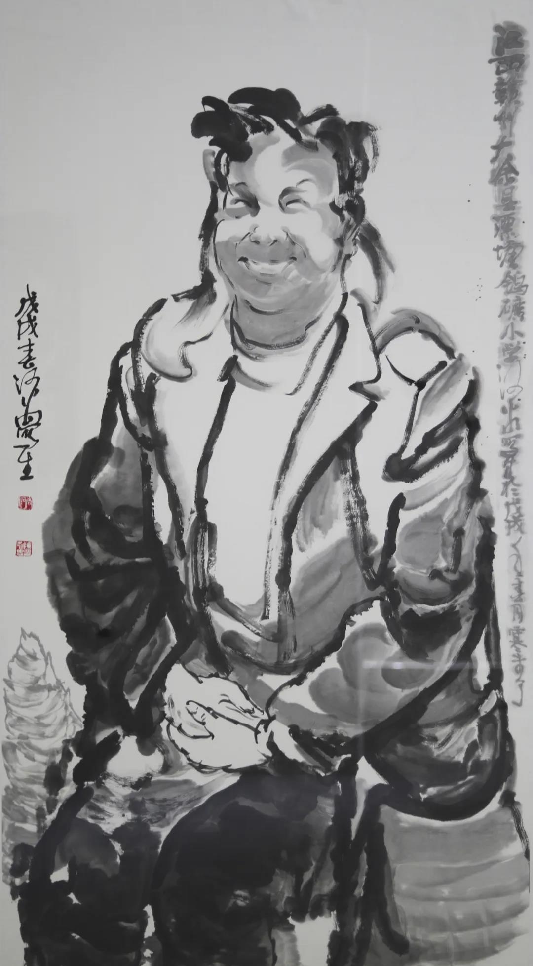 游離——陈永忠水墨作品展(2)
