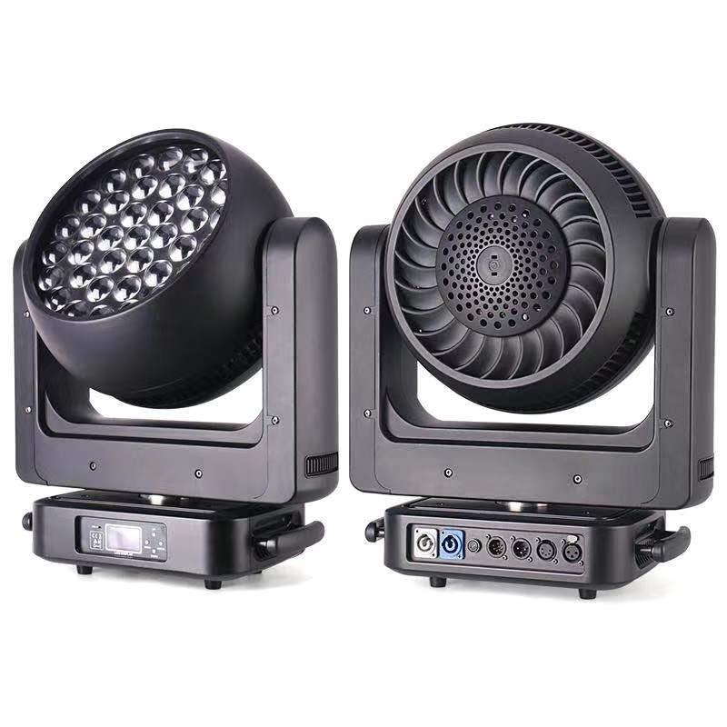 37颗25W LED调焦染色灯