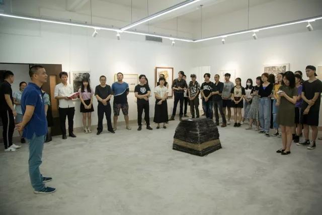 思想日记--第二届一尚教育素描艺术展获奖作品欣赏