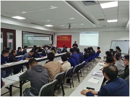 热烈祝贺中山市欧帝尔电器照明有限公司第3期IPD咨询项目成功启动