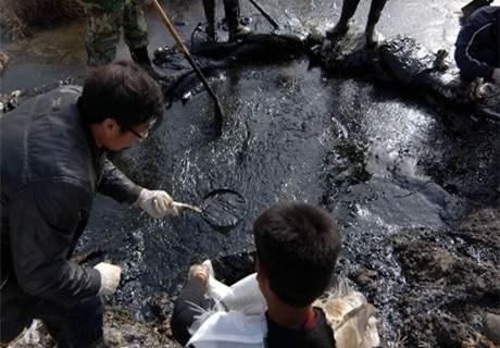 水污染事件!
