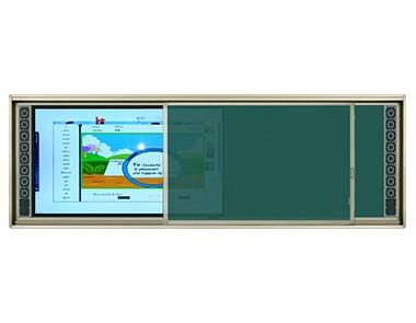 智能教育交互平板+框式推拉书写板 CB8CT PRO (86寸电容屏) / CB8IT PRO(86寸红外屏)
