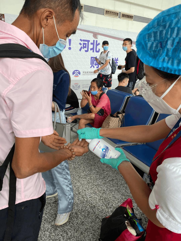 """雅迪力特积极响应""""民航明传电报""""要求,为旅客提供更安全的手部消毒产品"""