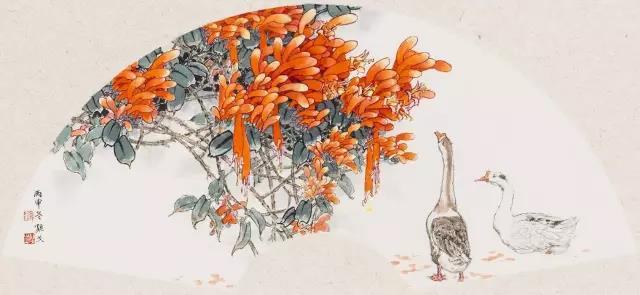 热点|《风清气正》岭南国画名家全面能力展现之扇面邀请展,荟萃百般艺功,一次给你看个够!