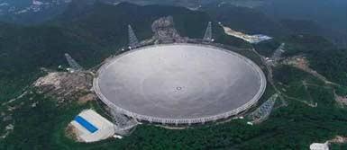 射电望远镜-低温接收机