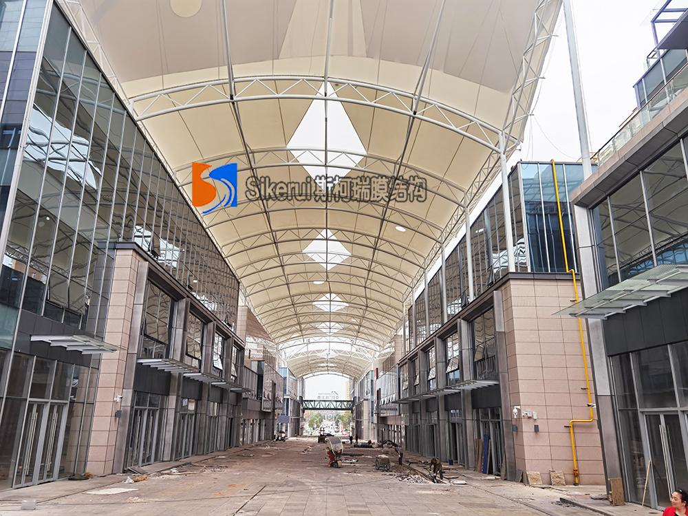 湖南娄底商业街项目