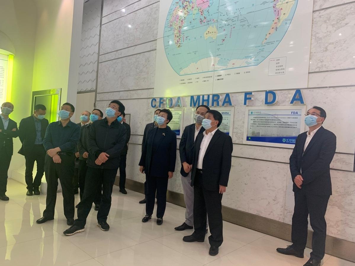 四川省委常委、常务副省长罗文电子竞技到竞博竞博