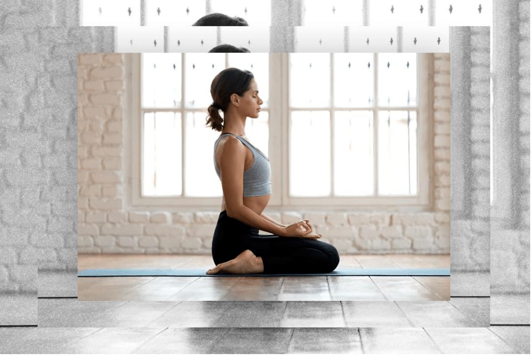 腿粗怎么办 用瑜伽这样拉伸就对了