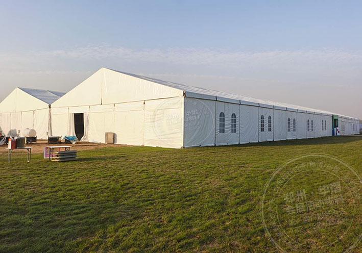 安阳展销会篷房租赁厂家基本性能要求