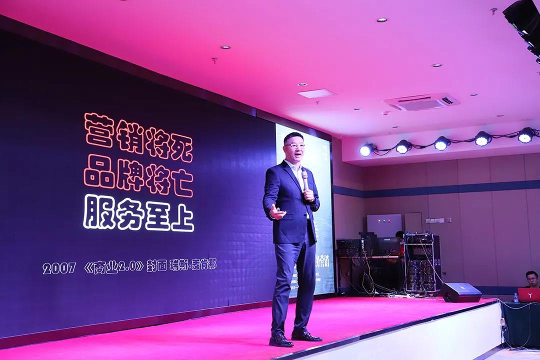 大咖盛宴!深圳200名创业者共聚此处,江小白品牌这样说....