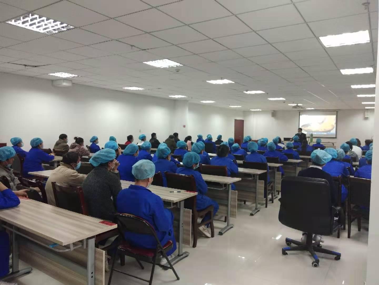 阿克苏分中心受邀为阿克苏地区第二人民医院开展消防培训