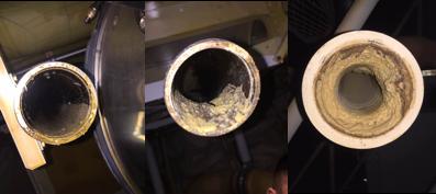 飞机真空排污系统结垢原因及清洁方案