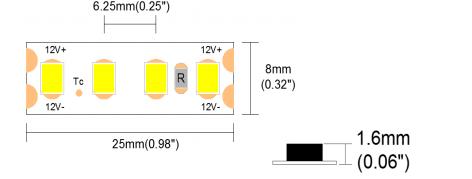 D8160-12V-8mm