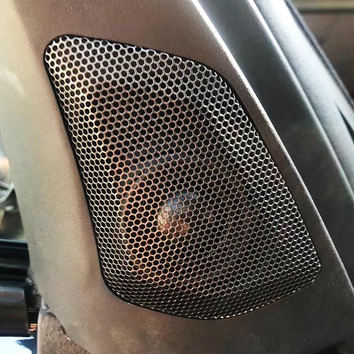 宝马325无损升级德国MATCH专车专用音响,细细品味如咖啡般醇厚浓郁的声音