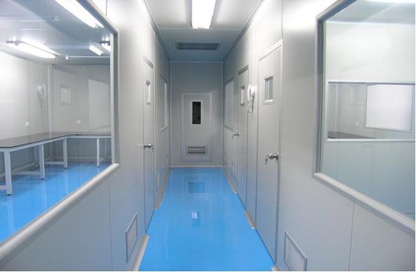 洁净室工程验收不合格的常见问题