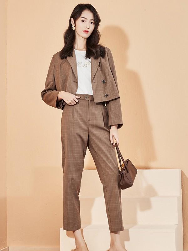 阿莱贝琳时尚品牌折扣女装店2020上新【海贝】品牌女装系列