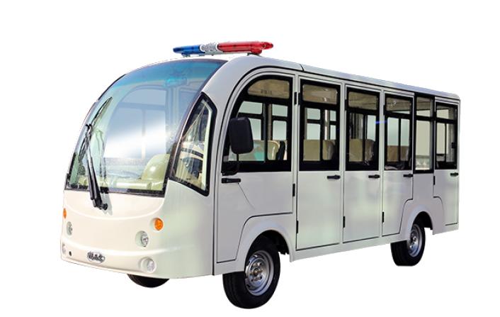 电动观光车-14座封闭车(DN-14F)