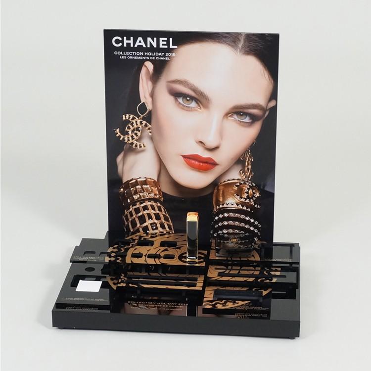 化妆品彩妆口红展示架
