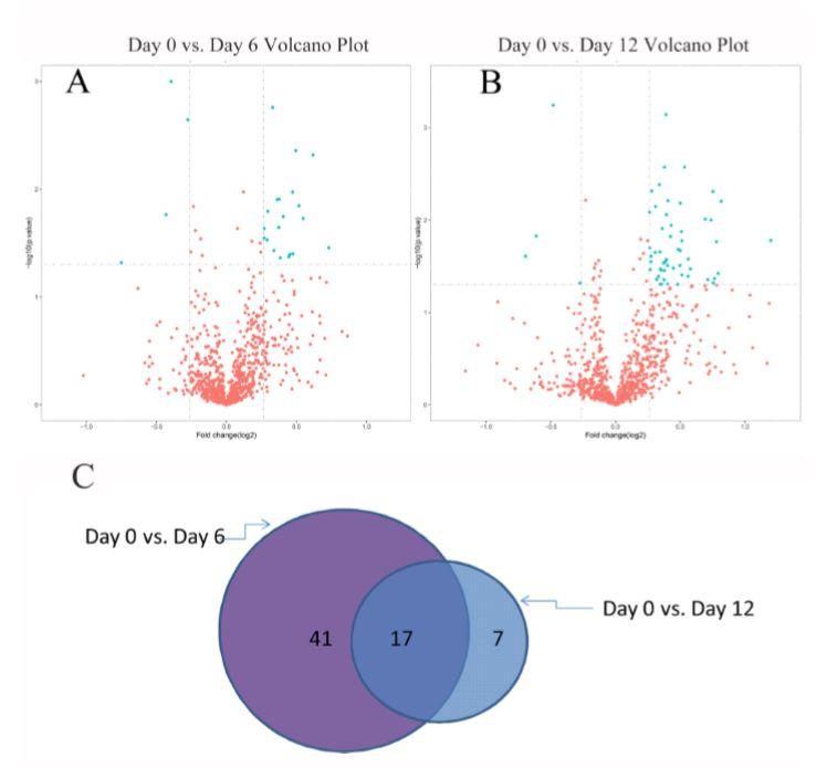 客户文献 | TMT定量蛋白组学分析石斑鱼冷藏过程中质量劣化的相关蛋白质