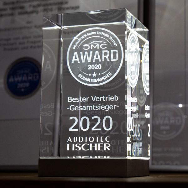 一路前行,温暖有你|Audiotec Fischer 2020年大事件盘点