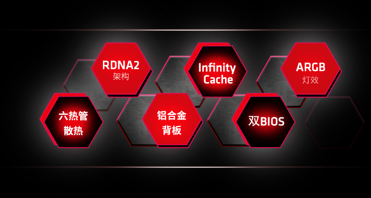 RX 6800 XT 16G X战神