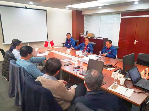 强强联手! 安必安与天津重工及清华高端装备研究院联手打造全国一流生产线