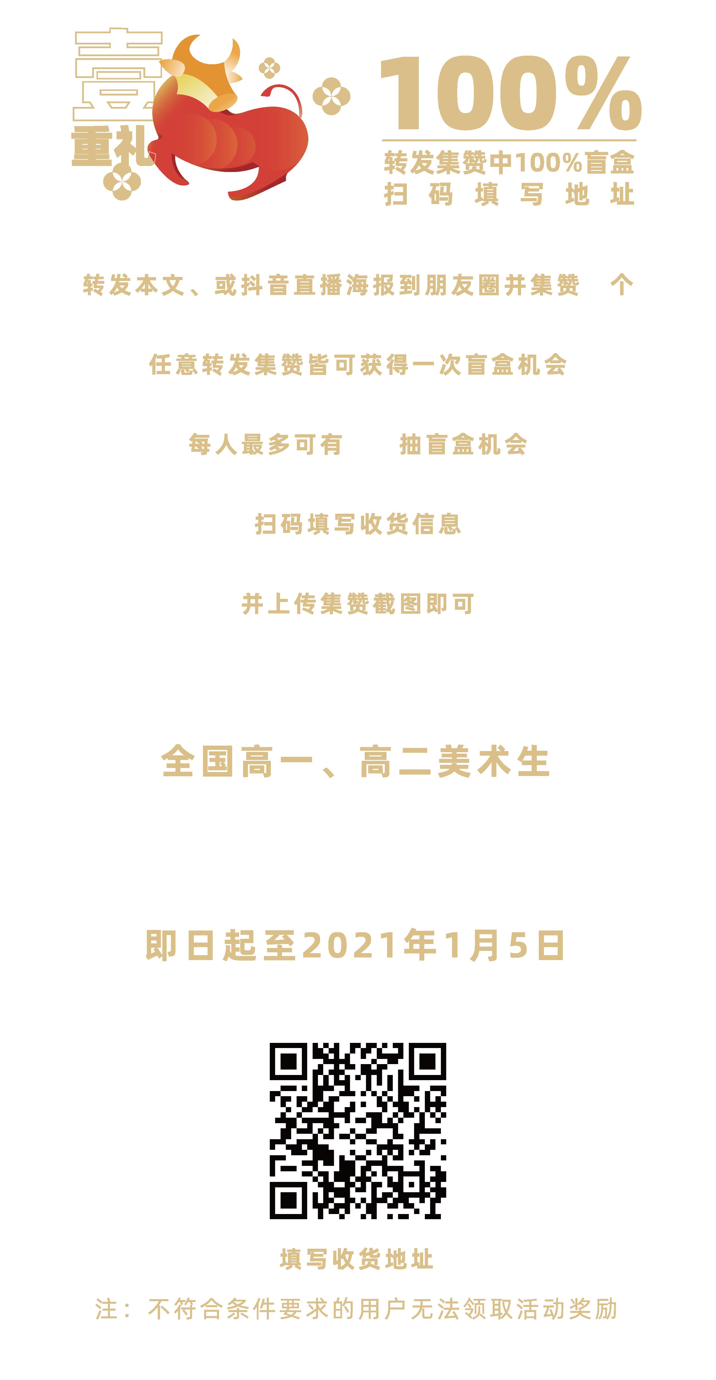 美术生狂欢夜2.0来啦!来自北京七点画室的万元豪礼正在派送中…