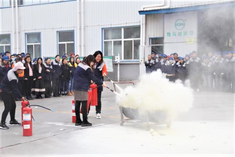 Filton Tech Focuses on Fire Protection and Life always come first