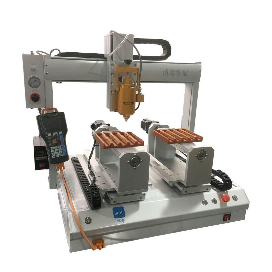 热熔胶点胶机问题处理的4种方法