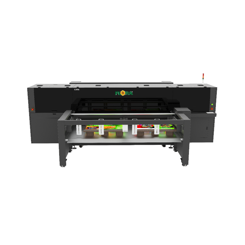 扫描式瓦楞纸数码印刷机