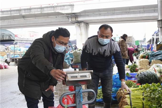 南京long8龙8首页物流中心切实做好冬季保供工作