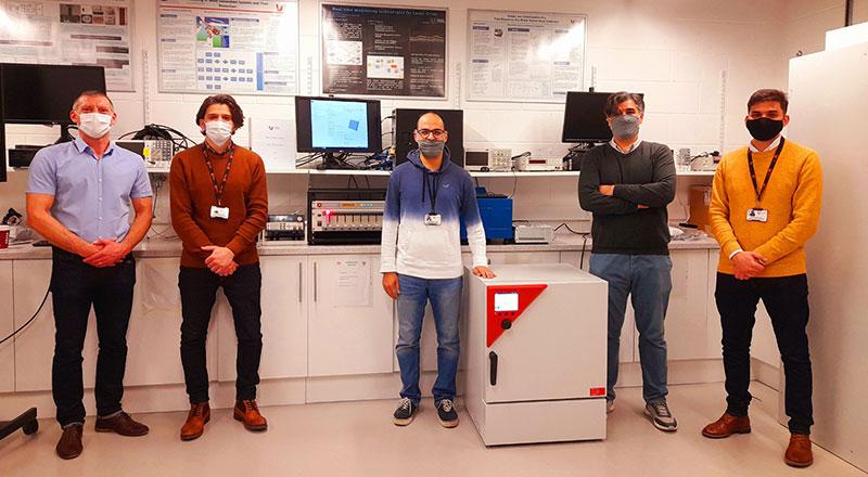 提赛德大学研究团队引领电动汽车电池管理研发