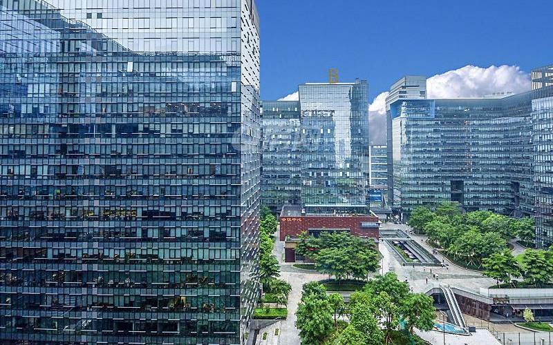 科兴地铁站写字楼出租为企业提供了什么样的办公环境