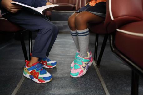 Bandz班队长健康鞋:给予儿童足部真正的爱护