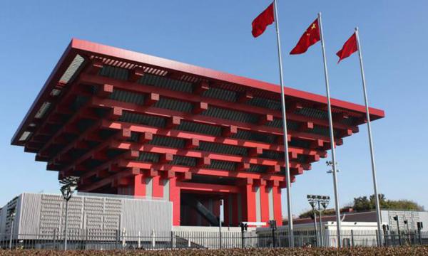 上海世博會水稻館