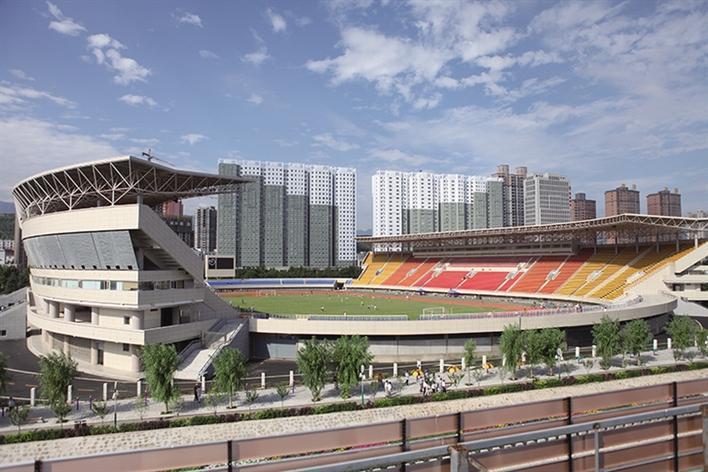 张江体育馆