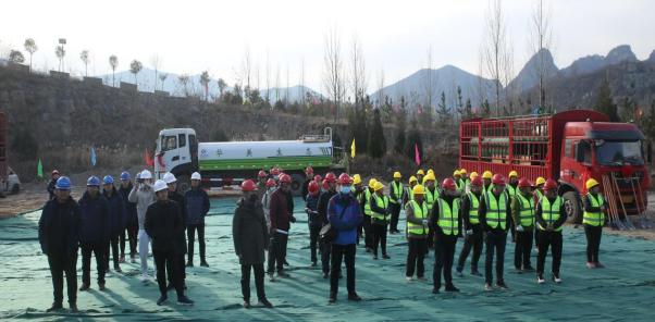 亚行贷款盘石头水库环境保护提升工程正式开工