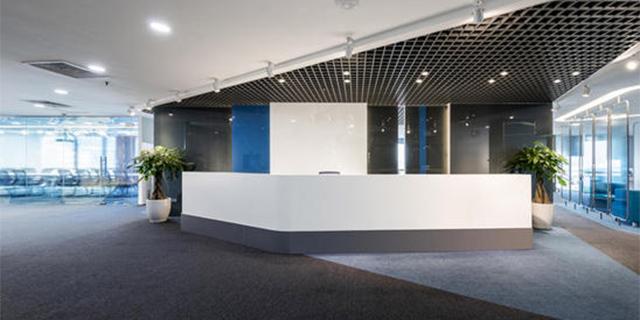 办公室装修天花如何设计